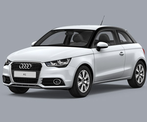 Audi A1 1.4 TFSI 122 Stronic 119g CO2 Attraction
