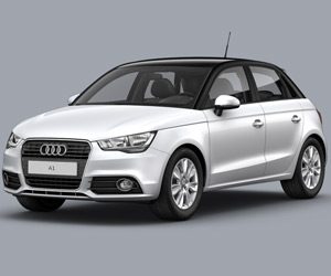 Audi A1 1.4 TFSI 122 Stronic Attract.