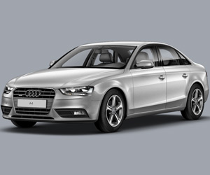 Audi A4 2.0 TFSI flexible fuel S line edition