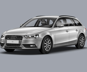 Audi A4 2.0 TFSI flexible fuel 180 quattro