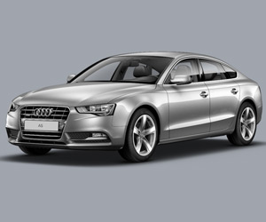 Audi A5 1.8 TFSI multitron S line edit