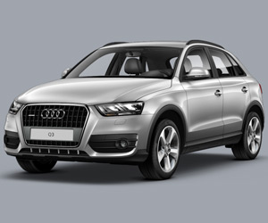 Audi Q3 2.0 TDI quattro Advanced edition