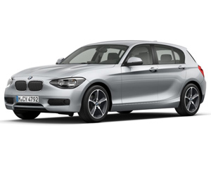 BMW Serie 1 116d EfficientDynamics