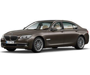BMW Serie 7 ActiveHybrid 7