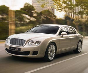 Bentley Continental Flying Spur W8