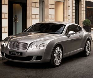 Bentley Continental -