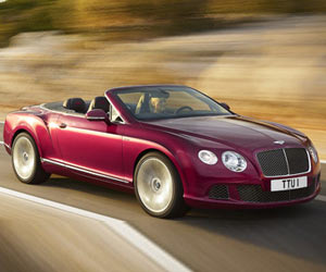Bentley Continental .