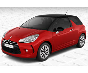 Citroen DS3 HDi 70cv Design