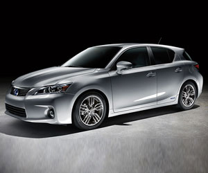 Lexus CT 200h Executive + Navibox