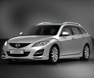 Mazda 6 2.2 DE 150cv Luxury + Pack Premium