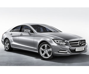 Mercedes-Benz Clase CLS 500 Shooting Brake