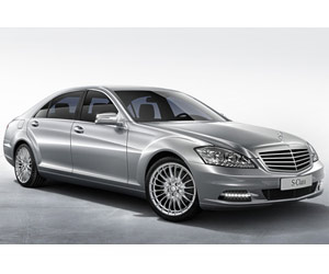 Mercedes-Benz Clase S 350 BlueTEC 4MATIC
