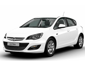 Opel Astra 1.6 Turbo S/S Sportive