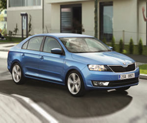 Skoda Rapid 1.6 TDI CR 105cv Active