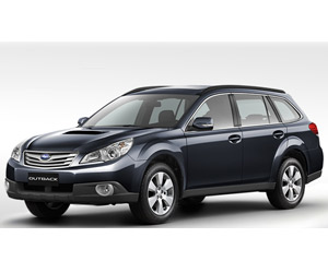 Subaru Outback 2.0 Diesel Executive Plus CVT Lineartr