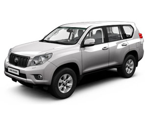 Toyota Land Cruiser 3.0 D-4D LIMITED AUTO