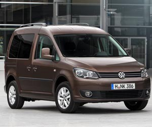 Volkswagen Caddy 2.0 TDI 110cv 4motion
