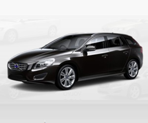 Volvo V60 2.4 D5 R-Design Kinetic Auto