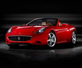 Versiones del Ferrari California