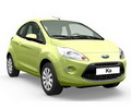 Versiones del Ford Ka