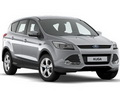 Versiones del Ford Kuga