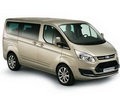 Versiones del Ford Tourneo Custom