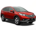 Versiones del Honda CR-V