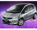 Versiones del Honda Jazz