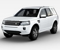 Versiones del Land Rover Freelander