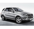 Versiones del Mercedes-Benz Clase ML
