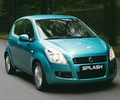 Versiones del Suzuki Splash