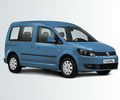 Versiones del Volkswagen Caddy